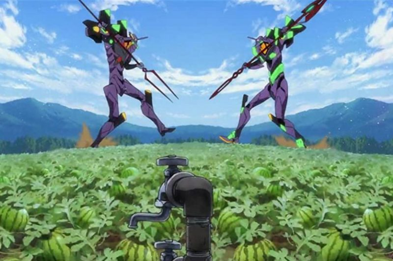 Evangelion: 3.0 1.0 Thrice Upon a Time